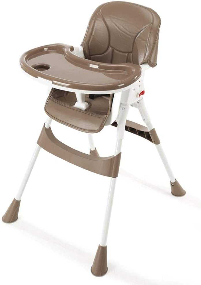 Amazon Co Jp Baby High Chair Portable High Chair Adjustable Multifunctional Simple Folding Play Chair Table Toddler High Seat Toddler Baby Food Plate Toddler Chair For 0 6 Years Old Home Kitchen