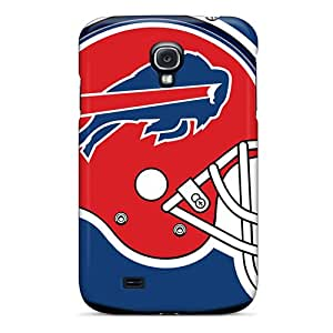 High Quality Phone Cases For Samsung Galaxy S4 With Customized Fashion Buffalo Bills Pattern EricHowe