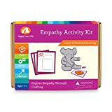 Empathy Activity Kit - Social skill crafts and feelings/ / emotions game for kids ages 4-8 years - therapy activities gift for children with special needs