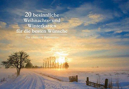 20 besinnliche Weihnachtskarten für die besten Wünsche Karten – 27. Oktober 2010 ... Nebel Verlag GmbH 3868620214 Geisteswissenschaften