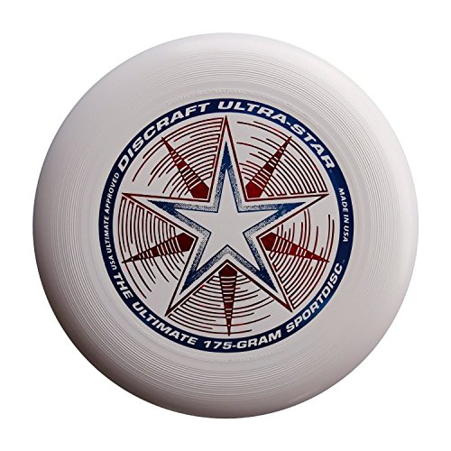 Ultra-Star 175G Ultimate Disc - White (Best Deals On Patagonia)