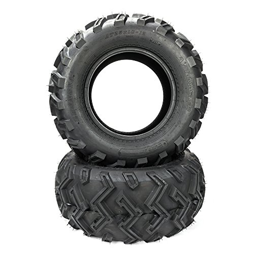 2 ATV UTV Tires 25x10-12 25x10x12 Rear 6PR P306B by MILLION PARTS (Image #4)