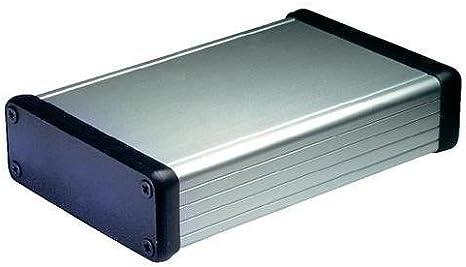 Projektgehäuse Gleichrichtergehäuse für Aluminium 150x46x160mm