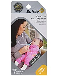 Safety 1st Clear View Nasal Aspirator BOBEBE Online Baby Store From New York to Miami and Los Angeles