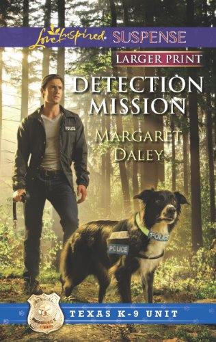 book cover of Detection Mission