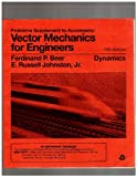 Vector Mechanics for Engineers : Dynamics, Beer, Ferdinand Pierre and Russell, Johnston E., 0070050090