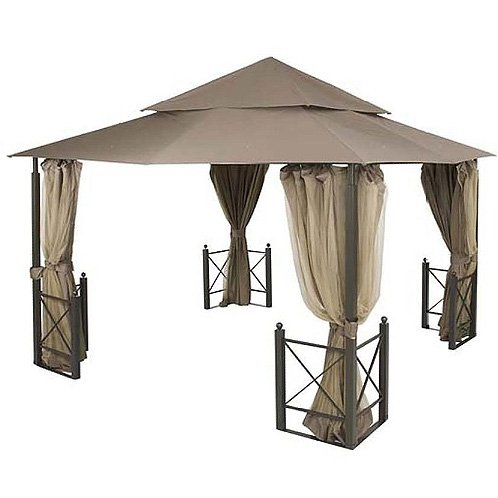 Hampton Bay Replacement Canopy for 12 Ft. X 12 Ft. Harbor Gazebo by Hampton Bay
