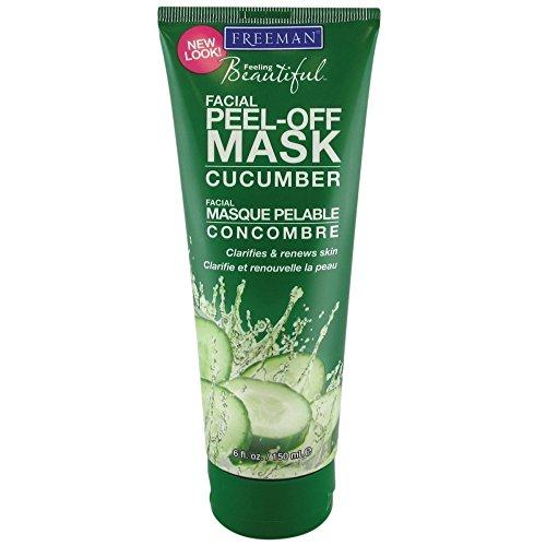 upc 072151457774 product image for Freeman Feeling Beautiful Facial Peel-Off Mask Cucumber 6 oz (Pack of 8)