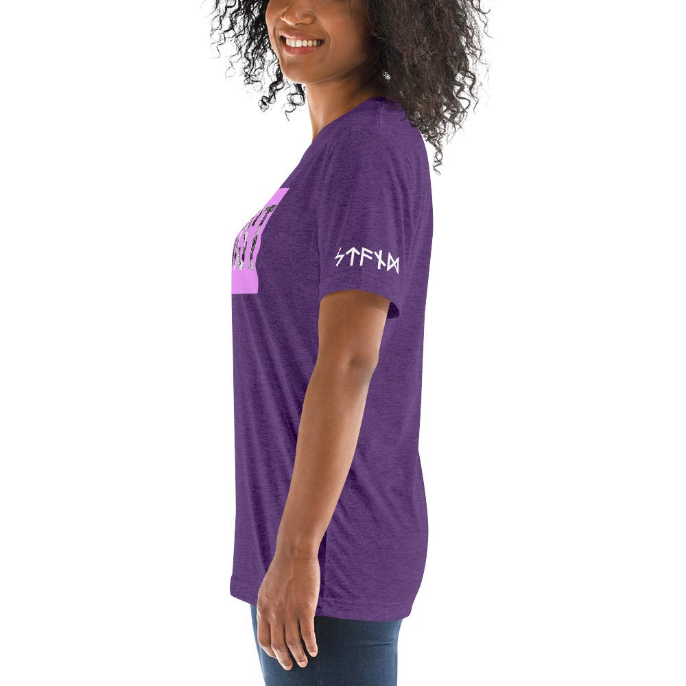 #Persist Image Letters Tri-Blend Short Sleeve t-Shirt