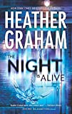 Front cover for the book The Night Is Alive by Heather Graham
