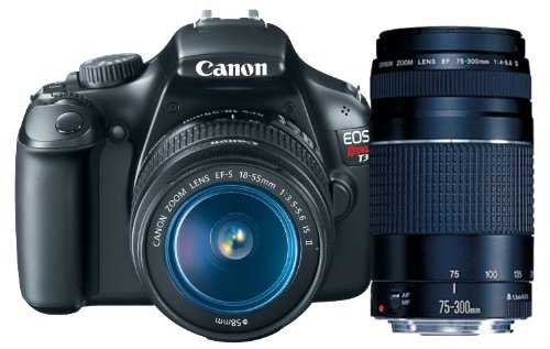 Review Canon EOS Rebel T3