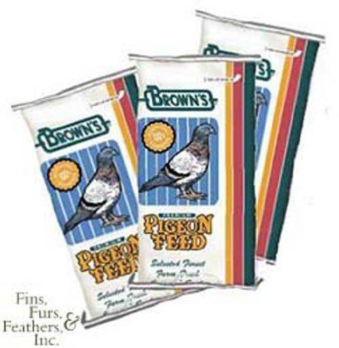 Fm Browns Bbn417051 Thrifty Pigeon Popcorn Feed, 50-Pound by FM Brown