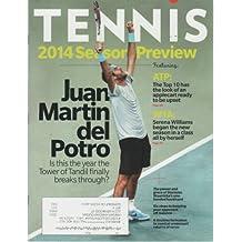 Tennis 2014 January/february - Juan Martin Del Potro