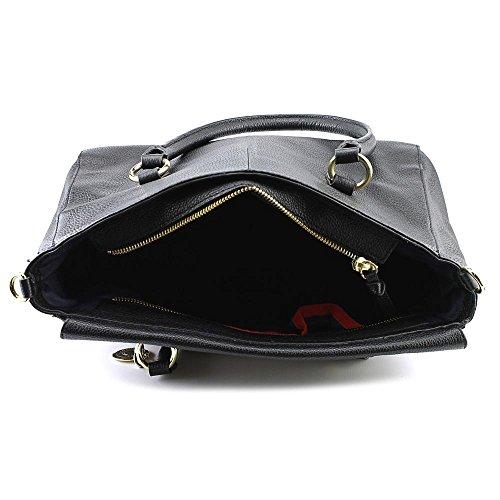 Tommy Hilfiger 6924161 990 Femmes Noir Sac shopping