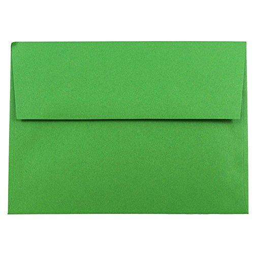 Green 5 Envelope - 5
