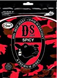 D's Jerky Original – Spicy – Pepper – Sriracha – 100% US Beef – Low Carb – Keto Diet – High Protein – Low Sugar – GUILT FREE Healthy Snack Beef Jerky (Spicy, 2 – Pack) For Sale