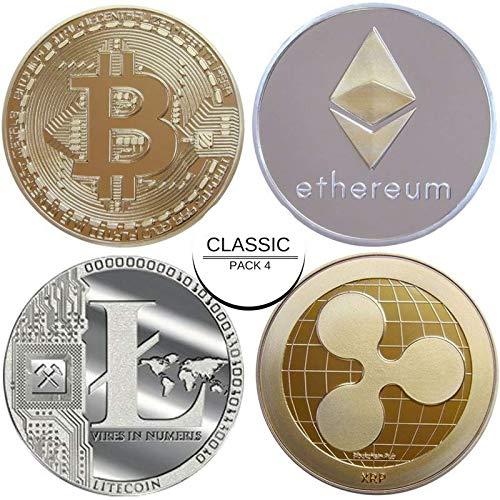 bitcoin ethereum litecoin ripple trumpa prekybos sistema