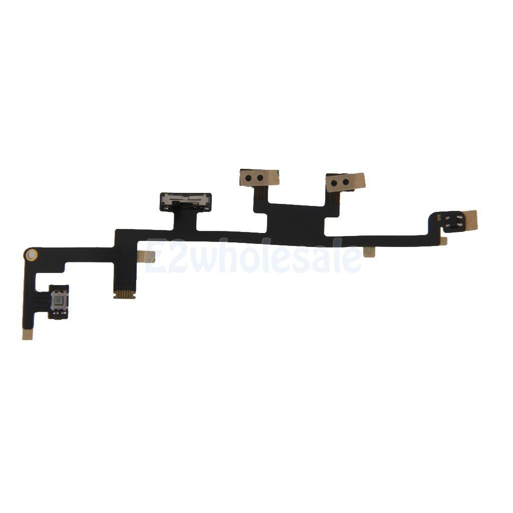 Power On Off Volume Control Mute Switch Flex Ribbon Cable Part For iPad 3