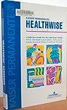 Healthwise Handbook, Donald W. Kemper, 1877930830