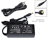 19V 3.42A 65w Ac Adapter Laptop Computer Charge for Acer Aspire ES1 E1 E5 E15; E1-571 E1-510P E1-521 E3-111 E5-575G E5-511P E5-551 E5-571 E5-573G E5-521 E5-522 E1-572-6870 ES1-511 ES1-531 ES1-111M