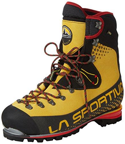 La Sportiva Nepal Cube GTX - Botas de montaña para hombres, color amarillo