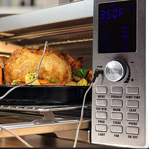 NUWAVE BRAVO XL 1800-Watt Convection Oven with Crisping and Flavor