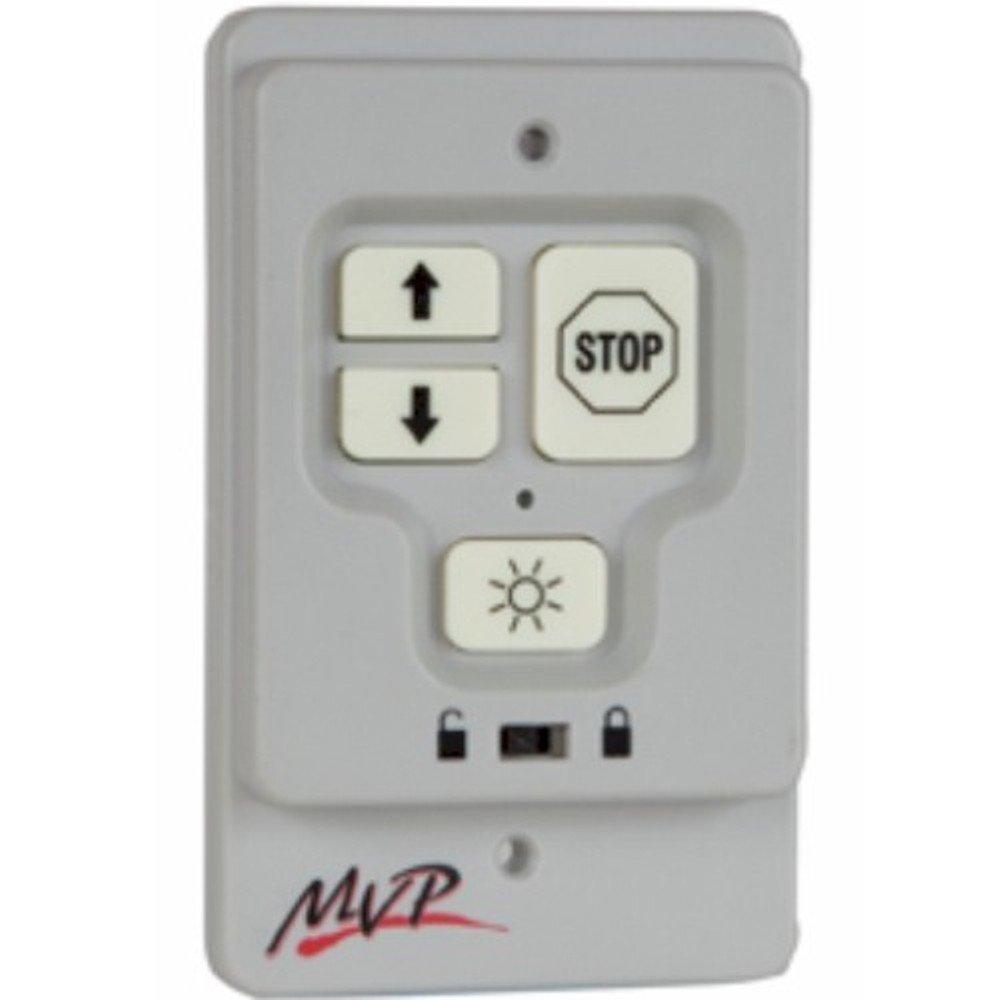 mvp garage door openerALLSTAR Garage Door Openers 110838 Wall Console  Allstar