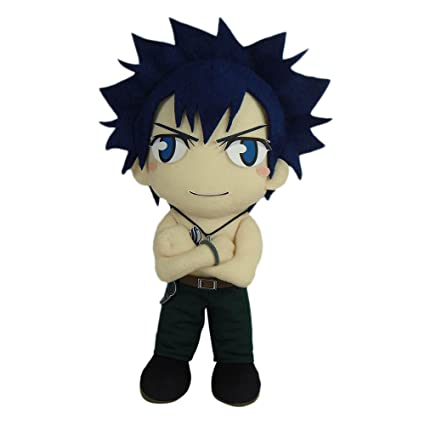 Great Eastern Fairy Tail 85quot Gray Fullbuster Plush