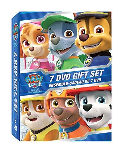 PAW Patrol: 7 DVD Gift Set (Bilingual)