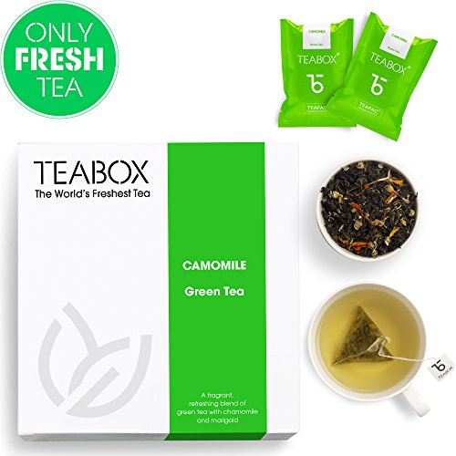 Teabox Green Teas from India | Delivered Garden Fresh Direct from source