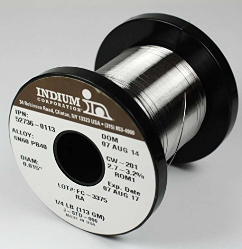 re 60/40 RA .015 in. 1/4 lb spool ()