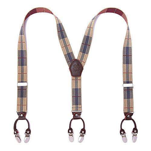 Mens Suspenders 1.5