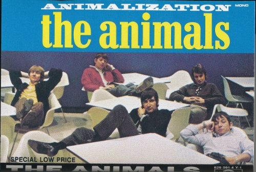 The Animals - Animalization (U.S. Edition Of Animalism) - Zortam Music