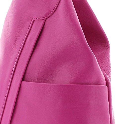 IO Bolso MIO Mujer Borsetta Icone® Rosa per mochila le IO TArqFTw