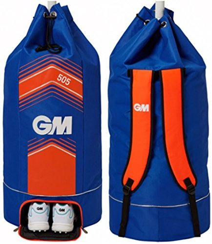 Gunn & Moore 505 Cricket Sports Team Kit Bag Equipment Storage Duffle Holdall by Gunn & Moore by Gunn & Moore