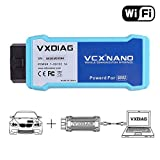 VXDIAG VCX NANO Vehicle Scanner for GM/OPEL GDS2 Tech2 Car Diagnostic Tool WIFI version