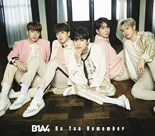 CD : B1A4 - Do You Remember (Japan - Import)