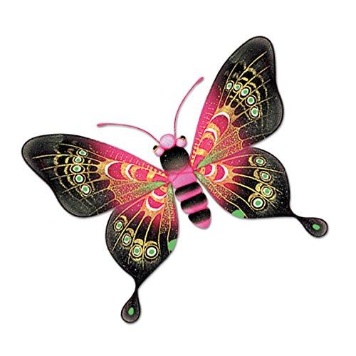 Beistle 50720 Majestic Butterflies 5 Inch