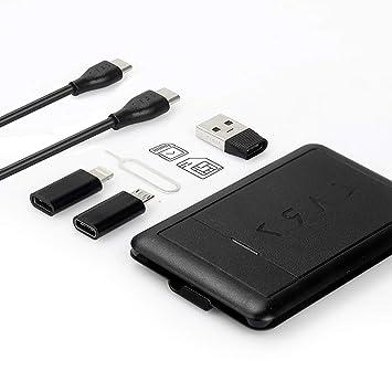 Cargador inalámbrico Stand Hub Cable Tipo Rayo C Micro USB ...
