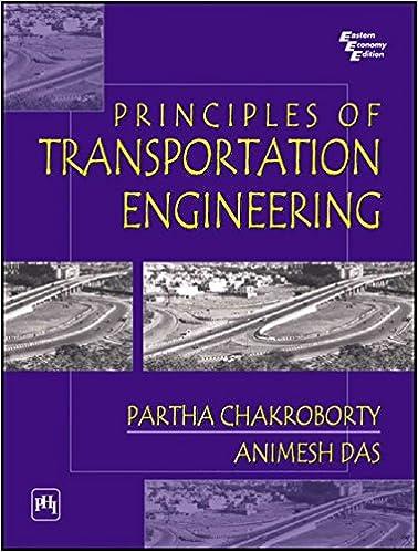 Transportation Engineering Ebook