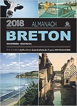 Almanach du Breton 2018