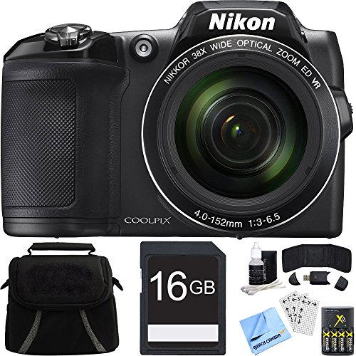 Nikon COOLPIX Bundle Certified Refurbished