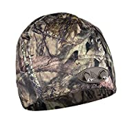 POWERCAP LED Beanie Cap 35/55 Ultra-Bright Hands Free LED Lighted Battery Powered Headlamp Hat - Mossy Oak Country (CUBWB-6403)