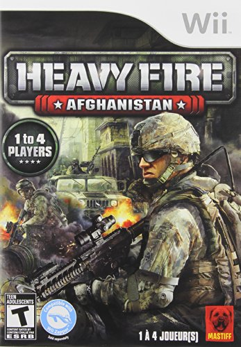 Heavy Fire Afghanistan - Wii Standard Edition