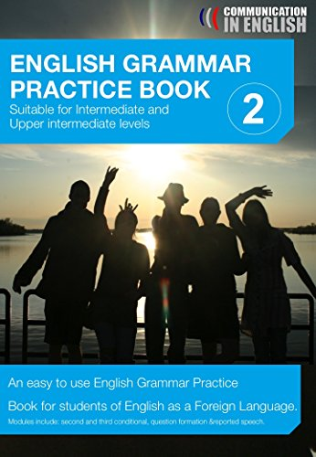Download EFL Students English Grammar Practice Book Two (Communication in English 1) Pdf