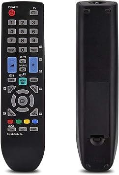 BASSK Mando a Distancia de Repuesto para Samsung BN59-00942A BN59-00865A AA59-00496A AA59-00743A AA59-00741A Control Remoto del televisor: Amazon.es: Electrónica