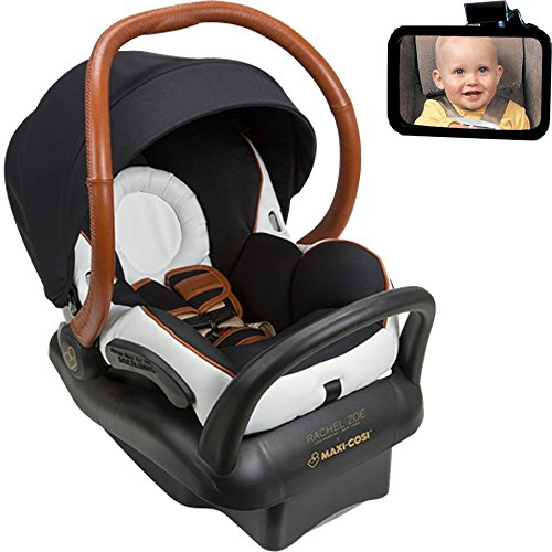 Maxi-Cosi Mico Max 30 Special Edition Infant Car Seat With Mirror Jetset by Rachel Zoe