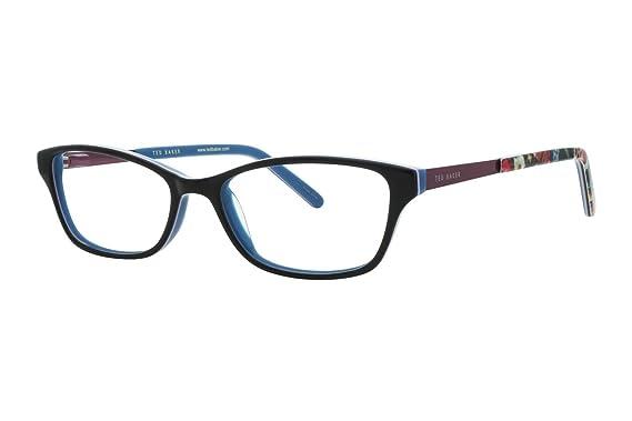b963797b17 Amazon.com  Ted Baker Women s Optical Eyeglasses B714 Black Size 51   Clothing