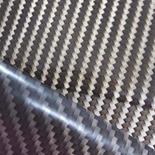 水転写シート 0.5メートル* 2メートル/ 10メートル黒と透明カーボンファイバーフィルムハイドログラフィック浸漬膜水転写印刷
