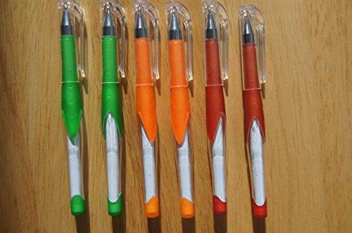 100 Pcs Ball Point Pen,you Can Print Logo on It As Promotional Pen(100pcs Per Pkg,random Color)